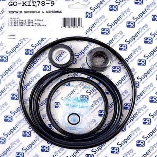 SuperFlo Replacement O-Ring Kit