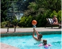 Swim N' Dunk Residential Salt Friendly Basketball Game