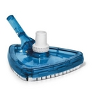 SP1068 Triangular Super-Vac 3-Brush See Through Pool Vacuum Head