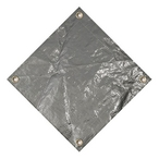 Pro 21' Round Winter Pool Cover, 15 Year Warranty, Silver
