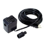 Winter Cover Pool Pump with 25' Cord and 250GPH