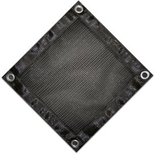 Arctic Armor - 28' Round Above Ground Leaf Net with 4-Year Warranty