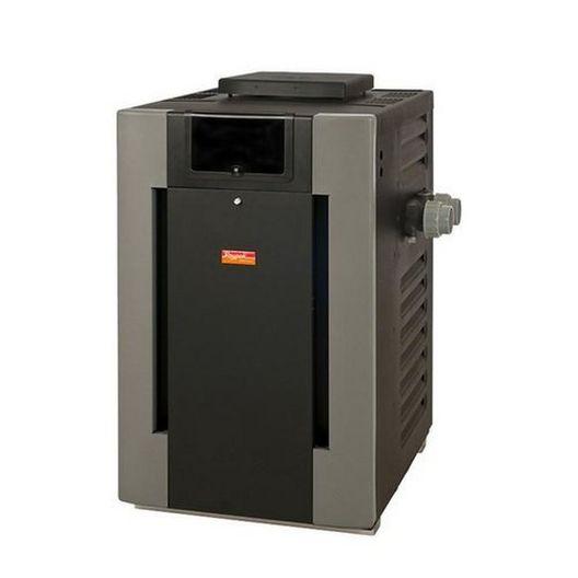 Digital Cupro-Nickel Natural Gas, 399,000 BTU, 2000-6000 Elevation Pool Heater