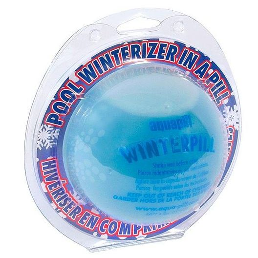Aquapill - WinterPill Winterizer for Pools up to 15,000 Gallons - 360889