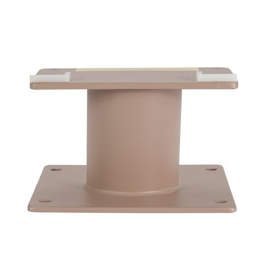 S.R. Smith - 6' Frontier III Diving Board with Cantilever Stand, Taupe - 361215