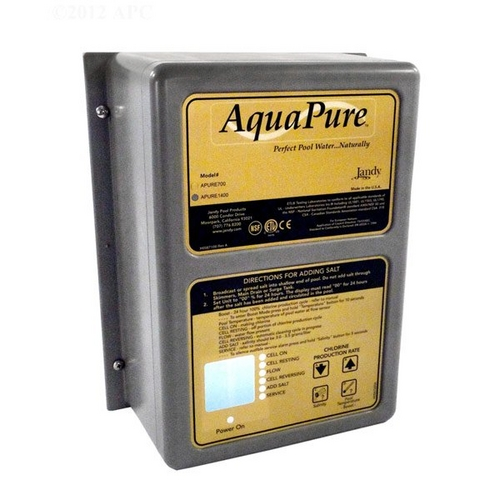 Jandy - Replacement PURE700 Control Box Cover