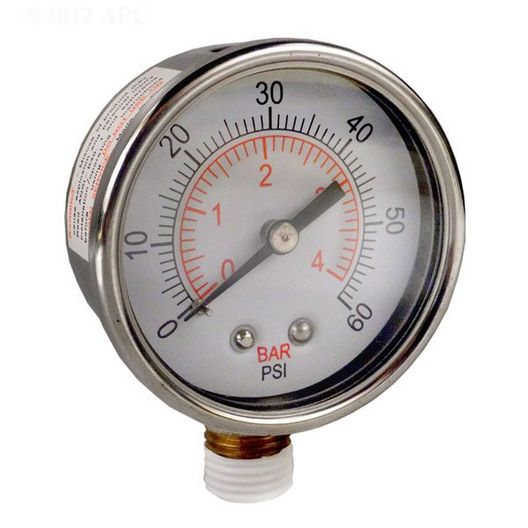 Waterway - Replacement Pressure Gauge - 361467