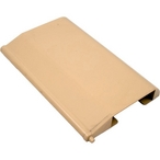 Weir Door Assembly, Beige/Tan