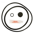 O-Ring & Gasket Kit. Includes 1 Each #4, Valve To Lid O-Ring, Drain Cap Gasket