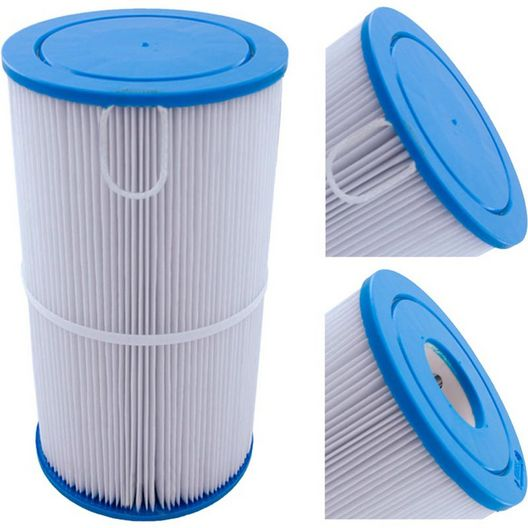 Unicel - 25 sq. ft. Jacuzzi® Whirlpool Bath Front Load Replacement Filter Cartridge - 361535