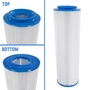 40 sq. ft. Ozone Cartridge Dimension One Spas Replacement Filter Cartridge
