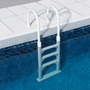 Splash QuickShip Economical Above Ground In-Pool Ladder