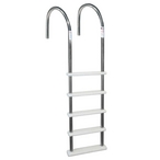 Splash - Standard Stainless Steel In-Pool Ladder for Above Ground Pools - 361607