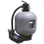 "Carefree 16"" Sand Filter & 1HP Single Speed Pump Above Ground Pool Combo"