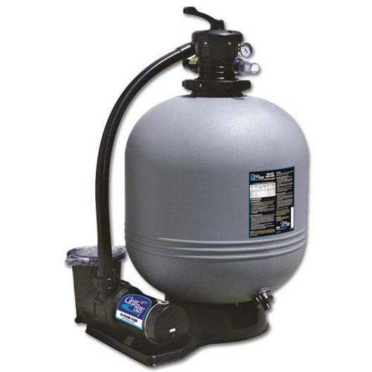 Waterway  Carefree 16 Sand Filter  1HP Single Speed Pump Above Ground Pool Combo
