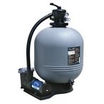 "Carefree 19"" Sand Filter & 1.5HP Single Speed Pump Above Ground Pool Combo"