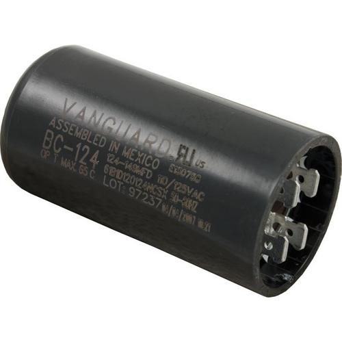 Epp - Start Capacitor, 124-149 MFD, 115V