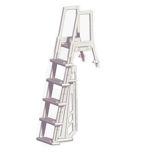 Splash - Deluxe Heavy Duty In-Pool Ladder for Above Ground Pools - 361676