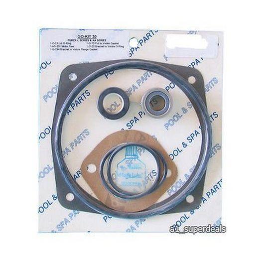 Epp - Replacement Pump Repair Kit w/Seals & O-Rings - 361789
