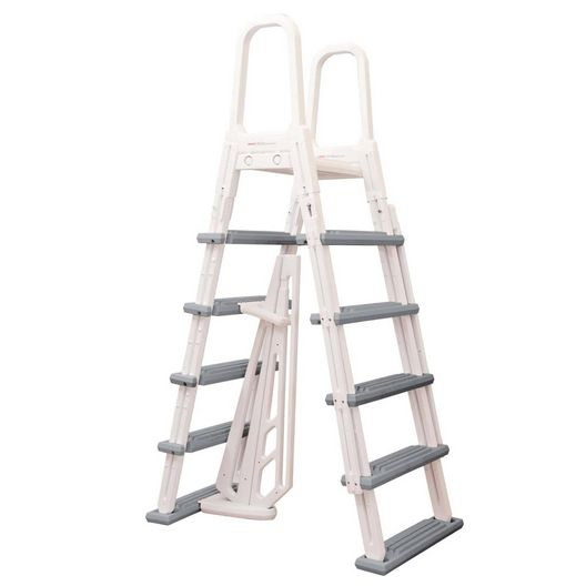 Splash - Heavy Duty A-Frame Ladder for Above Ground Pools - 361835
