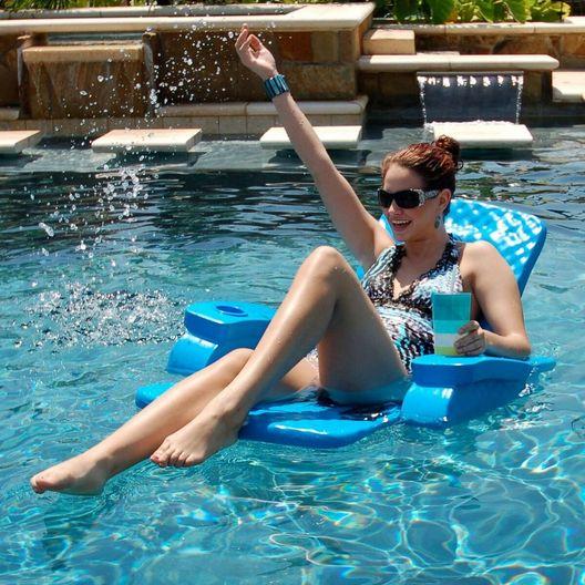 Texas Recreation - Foam Pool Float, Bronze - 361869