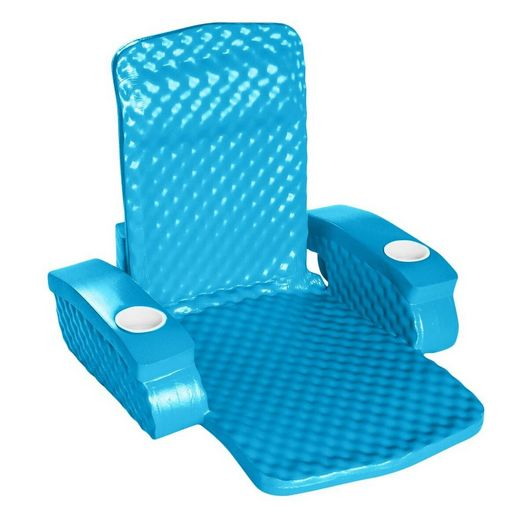 Texas Recreation  Foam Pool Float Aquamarine