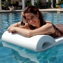"Ultra Sunsation Foam Pool Float, 2-1/2"" Thick, Marina Blue"
