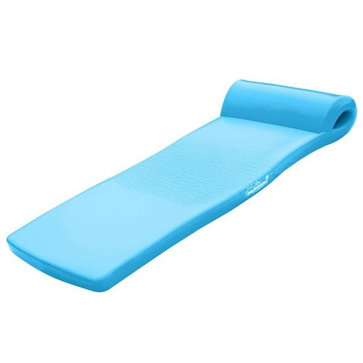 "Texas Recreation - Ultra Sunsation Foam Pool Float, 2-1/2"" Thick, Marina Blue - 361875"