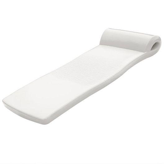 "Texas Recreation - Foam Pool Float, 1-3/4"" Thick, White - 361879"