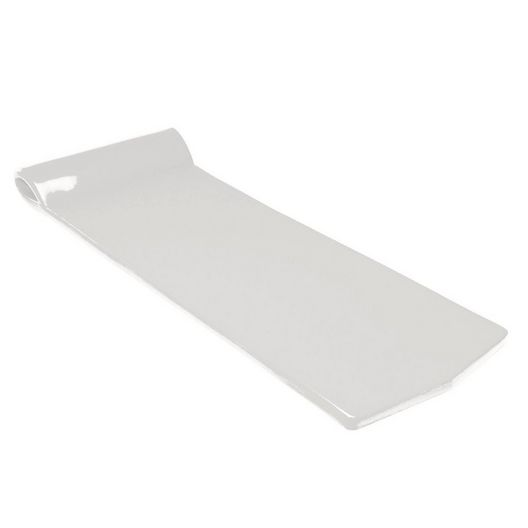"Foam Pool Float, 1-3/4"" Thick, White"