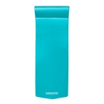 "Sunsation Foam Pool Float, 1-3/4"" Thick, Tropical Teal"