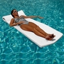 "Foam Pool Float, 1-3/4"" Thick, Green Leaf"