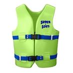 Youth Super Soft Life Vest, Kool Lime Green