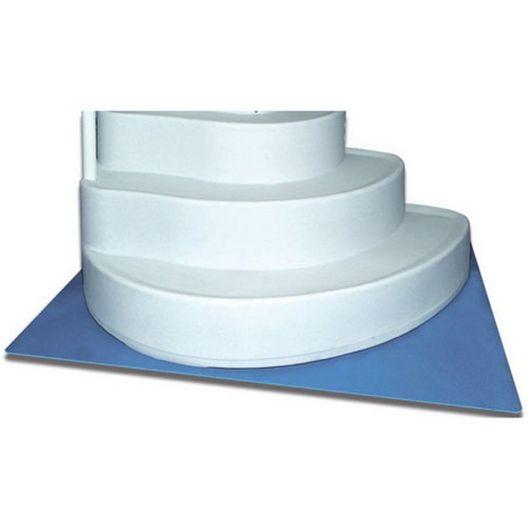 """Hydrotools - 45"""" x 60"""" Ladder Mat, Blue - 362049"""