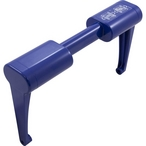 Handle Assembly, TigerShark, Blue