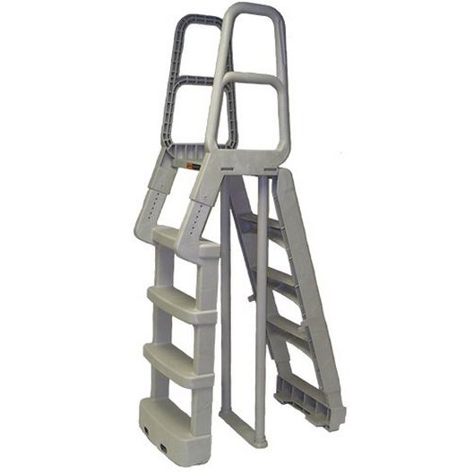 A-Frame Resin Ladder, Taupe