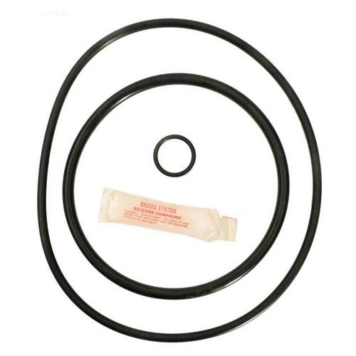 Epp - O-Ring & Gasket Kit. Includes 1 Each #3, 8, Drain Plug O-Ring