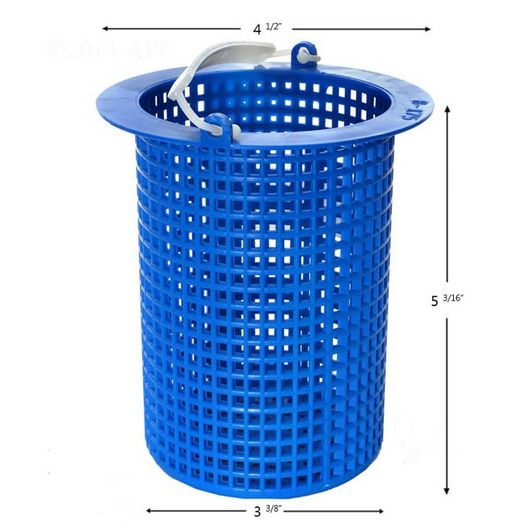 Basket For 1/3 - 1 HP