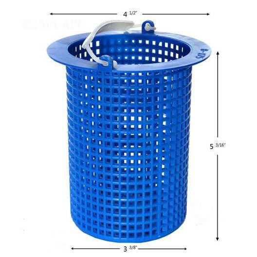 Aladdin Equipment Co - Basket For 1/3 - 1 HP - 36280