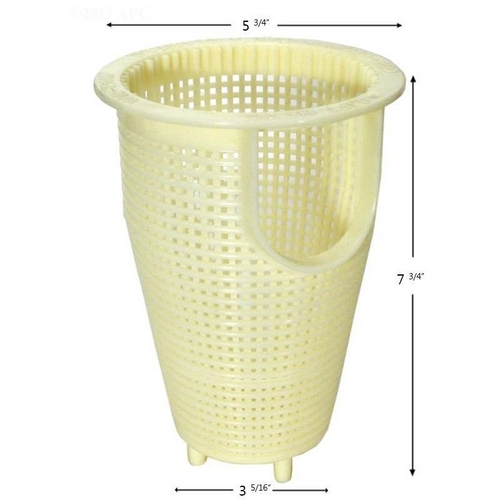 Val-Pak - Basket, Generic Whisperflo Pump, Heavy Duty