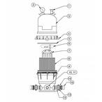 Pentair - Clean & Clear / Predator Cartridge Filter Parts - 3642d5d5-944c-4165-9fe3-5b31c3d1883e