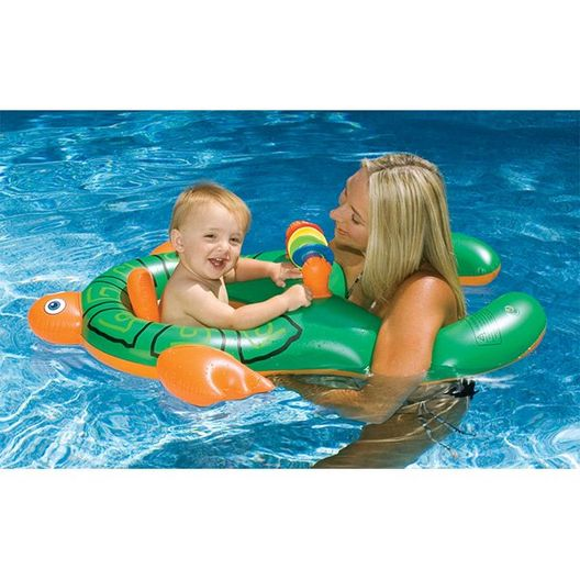 Me and You Baby Seat Pool Float