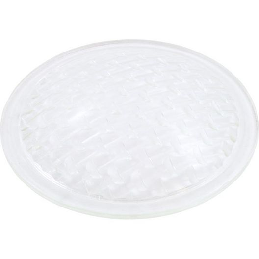 Lens Clear Tempered, 8-3/8 inch