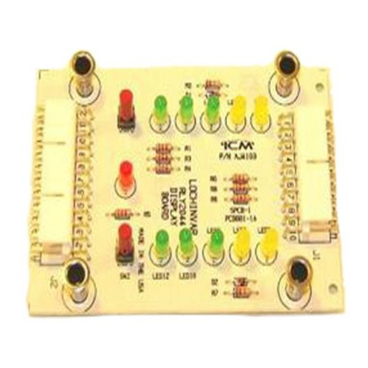 Lochinvar  Indicator Panel
