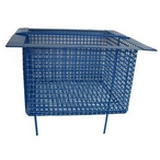 Aladdin Equipment Co - Powder Coated Basket for Anthony Pool 7in. x 7in. Skimmer - 36490