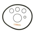 O-Ring & Gasket Kit, inc. #6, 9, 12, 17(2), 18