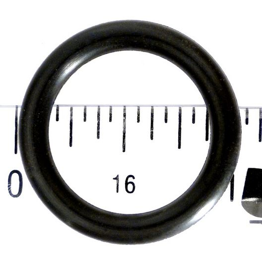 Replacement O-ring diverter shaft