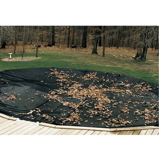 Polarshield - Deluxe 18' Round Leaf Net Pool Cover - 365058
