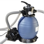 Sand Filter Above Ground Pool System with Hi-Flo Single Speed Pump