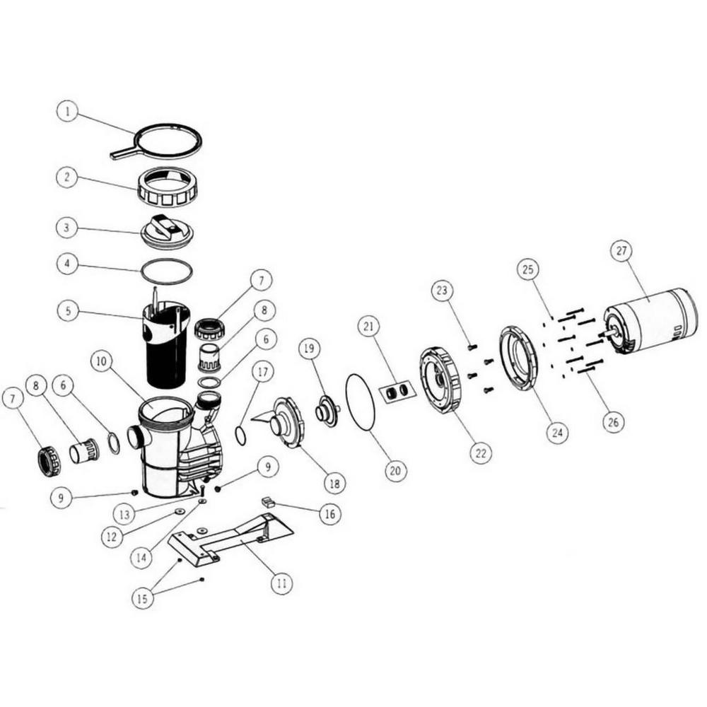 Astral Sprint 2000 US-1 Pump image